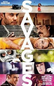 Savages d'oliver stone