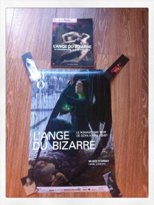 expo l'ange du bizarre musée d'Orsay