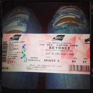 Concert Beyoncé