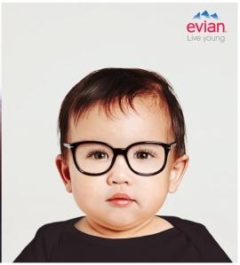 baby-me, evian