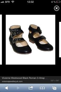 Vivienne Westwood chaussures