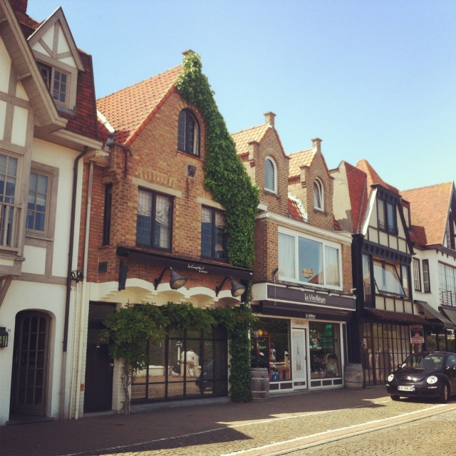 knokke le zout