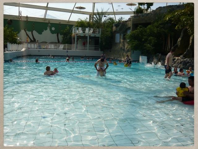 centre aquatique sunparks de haan