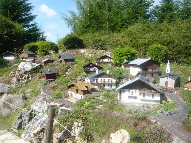 france miniature village de savoie