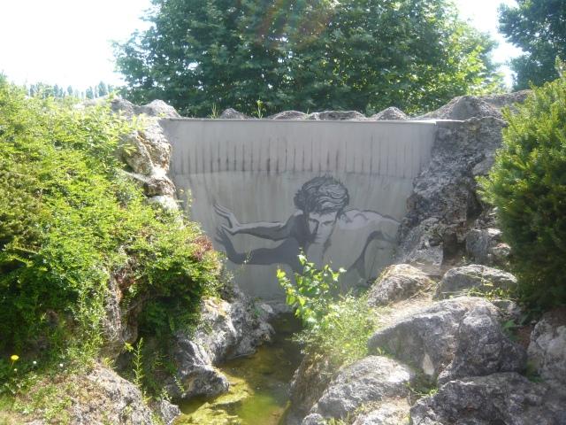 france miniature barrage