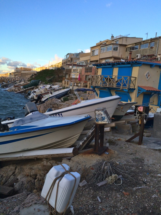 Les Goudes Marseille